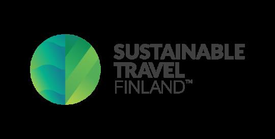 Sustainable Travel Finland -merkki